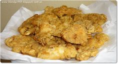 rebozado tipo Kentucky (KFC)