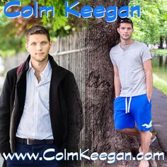 Colm Keegan - new website