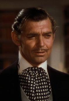 """Clark Gable as Rhett Butler in """"Gone With the Wind"""""""
