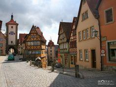 rothenburg ob der tauber | Rothenburg ob der Tauber travel photo | Brodyaga.com image gallery ...