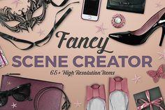 Fancy Scene Generator by Zeppelin Graphics on Creative Market