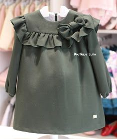 50 Ideas Sewing Clothes Kids Dress For 2019 Source by idea sewing Baby Dress Design, Baby Girl Dress Patterns, Toddler Girl Outfits, Little Dresses, Little Girl Dresses, Kids Outfits, Little Girl Fashion, Kids Fashion, Fashion Outfits