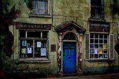 The curious olde book shop. by nectar666.deviantart.com on @deviantART
