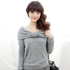 Pulls et Sweats > Pull Kawaii Ribbon - Mode asiatique | Mikatani : the asian way of life