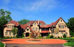 Extravagant Executive Homes The David Neeleman Connecticut Mansion is Worth About $11 Million
