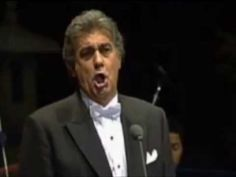 Placido Domingo - O Souverain, O Juge, O Pere (Le Cid - Massanet) Placido Domingo, New Life, Pinup, Singing, Passion, Music, Youtube, Download Wallpapers For Pc, Spain