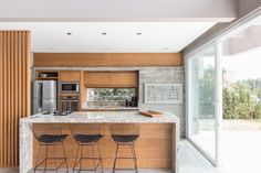 Kitchen Benches, Architecture, Decoration, My House, Beach House, Furniture Design, New Homes, Loft, House Design