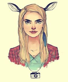 I wish we saw Racheal Amber in some form in the game, besides a ghostly mystical transparent doe // Life is Strange