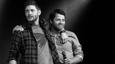"Jensen & Misha ""You Are Not Alone"" Campaign • Stands International"