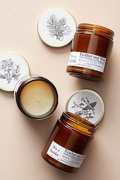Image result for anthropologie candles