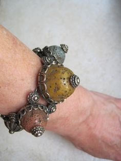 Vintage Persian Style Bracelet -