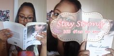 RESENHA: STAYING STRONG - 365 DIAS DO ANO    por Isabela  Dias | Dona Raposa       - http://modatrade.com.br/resenha-staying-strong-365-dias-do-ano