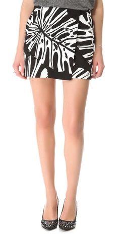 Melissa canvas skirt