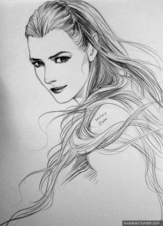 Tauriel fan art