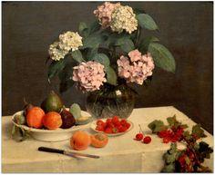 Fantin-Latour, Henri (1836-1904) - Colecção Gulbenkian - Lisboa