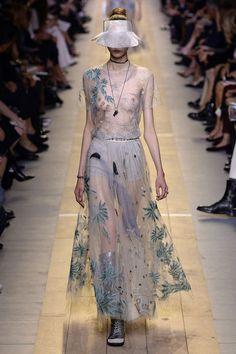 Christian Dior, Spring-Summer 2017, Paris, Womenswear