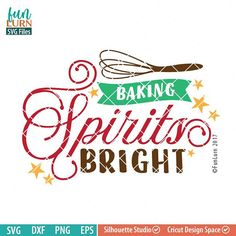 Baking Spirits Brigh