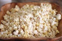 "Recipe for 'Princess Popcorn"" www.nightowlclothing.com"