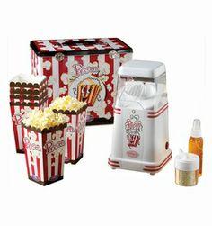 Retro Popcornmachine Kit FC650