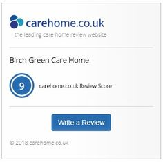 Homes receive seals of approval from families - Springhill Care Group Lancashire