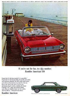 1965 Rambler American ad