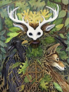 ... celtic studies to depictions of the horned god of celtic polytheism