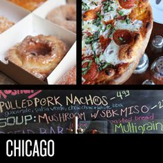 Bookmark this page before your next visit: Tasting Table has picked almost 40 of Chicago's best restaurants, bars, and food shops and more!