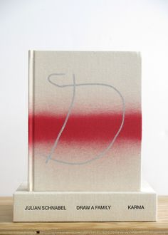 JULIAN SCHNABEL, DRAW A FAMILY SPECIAL EDITION EACH UNIQUE $500 PURCHASE