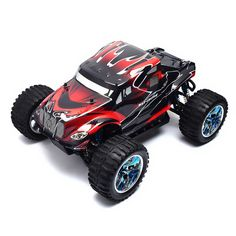 169.90$  Watch now - http://alisur.worldwells.pw/go.php?t=32669211031 - HSP Rc Car 1/10 Scale 4wd Electric Power Remote Control Car 2.4GHz Brushless With LIPO Battery Off Road Monster Truck 94111PRO