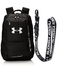 Under Armour UA Hustle Backpack II, Tropic Pink with UA Undeniable Lanyard  - - Gym Bags and Backpacks - From class to practice and everything in  between, ... 568b081875