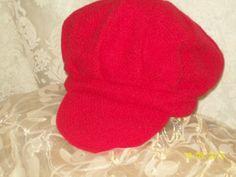 baker boy hat by gwynithclark on Etsy, $10.00