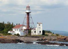 Manitou Island #Lighthouse - Copper Harbor U.P., #MI   -   http://dennisharper.lnf.com/