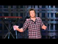 Jamie Oliver – Teach every child about food #totalfitness