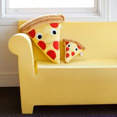 i love pizza this is the cutest to add to my million  pillow collection
