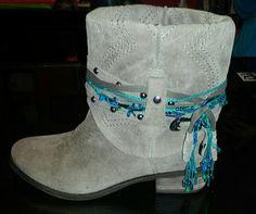 Handmade boot jewelry $30 720-344-2073