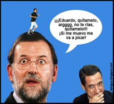 Con Zapaterín y Zaplana