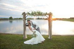 Krista + Thomas | Ashley Marie Photography | 10-11-14 | Berry Acres Wedding & Event Venue