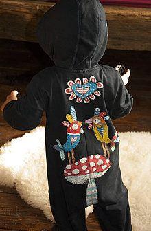Detské oblečenie - FtáčikOVERAL - 7197066_