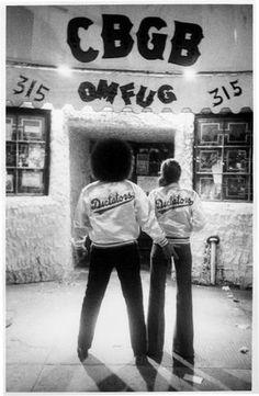 Dictators, Bowery 1976 Joey Ramone, Patti Smith, Ramones, Mick Jagger, David Bowie, Punk Rock, Rock And Roll, New Wave Music, 70s Punk