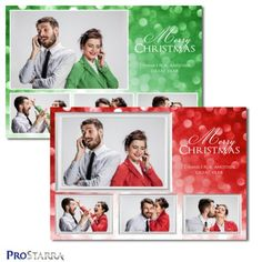 If you're looking for a classy Christmas photo booth template layout that's fun at the same time, this design has got you covered. It incorporated both fun, celebratory elements along with more formal, elegant ones. It really blends both together into a great design that can work really well with both formal and informal events. It comes in red, green, silver, gold, and many more colors. Photo Booth Design, Event Photo Booth, Christmas Photo Booth, Christmas Photos, Shades Of Turquoise, Shades Of Purple, Large Photos, Cool Photos, Photobooth Template