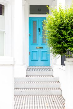 Notting Hill, London via Annawithlove Photography
