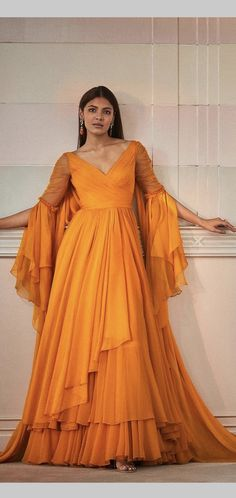 Frocks, Dresses With Sleeves, Long Sleeve, Fashion, Moda, Sleeve Dresses, Long Dress Patterns, Fashion Styles, Gowns With Sleeves