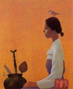 El año 1950 nació Park Hang-Ryul en San, Corea. En 1970 inició sus estudios en la Escuela Secundaria de Arte de Seul y se graduó el año 1974 por la Universidad Nacional de Seúl, Escuela de Bell…