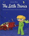 """""""The Little Prince Graphic Novel"""" Adapted by Joann Sfar, Based on the work by Antoine de Saint-Exupery.  Staff Picks: March 2013."""