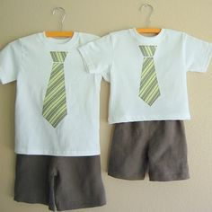 sewing tutorial | KIDS tie tshirt