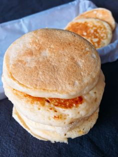 Blinis (panqueques rusos)