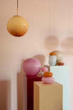 India Mahdavi - Candy light, collection Helle