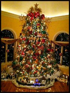 John S. Knight Center's Festival of Holiday Trees