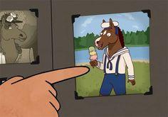 BoJack Horseman Season 4 Trailer and Key Art is Here