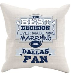 The Best Decision Pillowcase